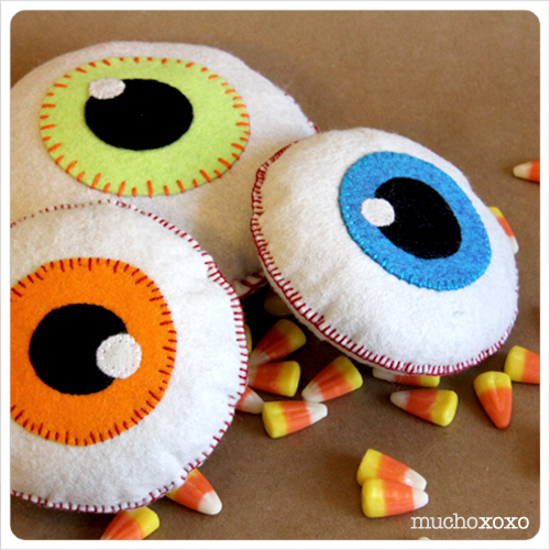 Eyeball Softies