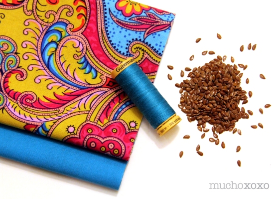 comfort pack materials
