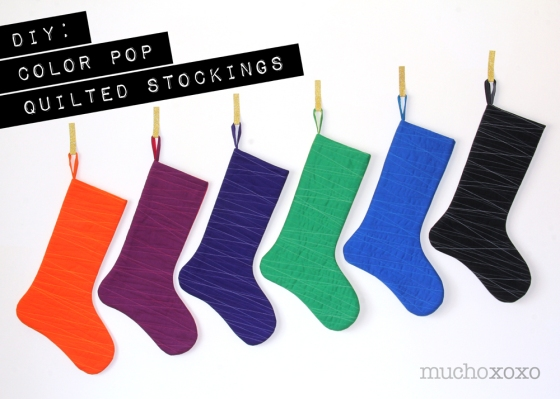 Color Pop Stocking