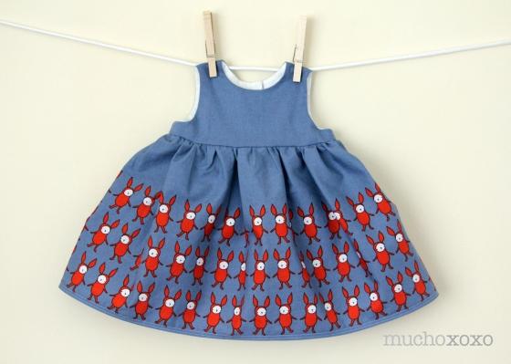 geranium dress 1