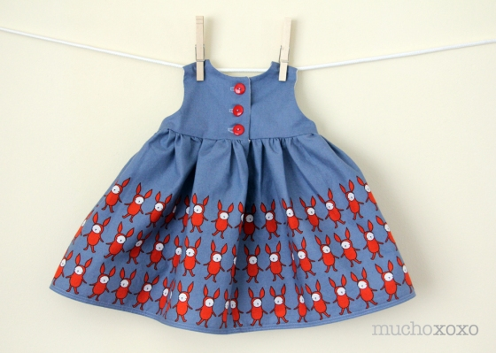 muchoxoxo geranium dress2