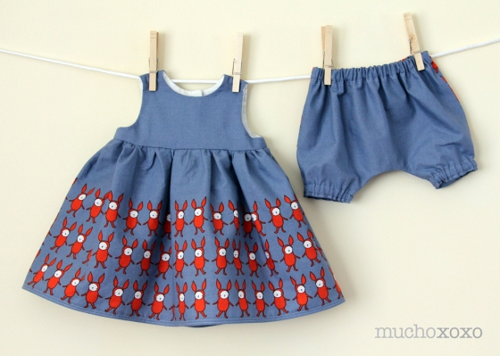 muchoxoxo geranium dress3