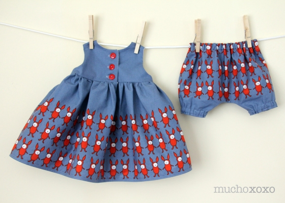 muchoxoxo geranium dress4