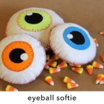 Eyeball Softie Pattern