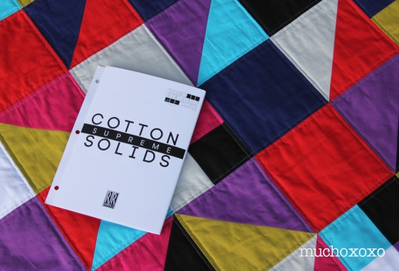 cotton supreme solids card