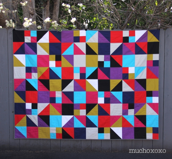 cotton supreme solids quilt